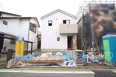 川越市かすみ野第2 新築一戸建て 全2棟 2号棟 10/25撮影
