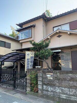山科区西野山桜ノ馬場町