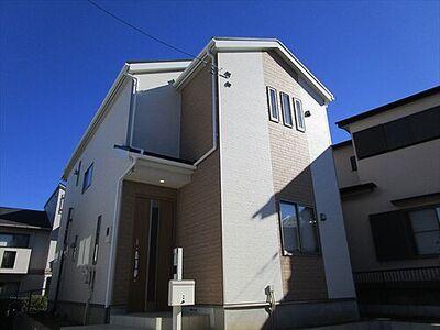 千葉県船橋市芝山4丁目新築戸建 第8 4号棟 全3棟の新築戸建完成しました。