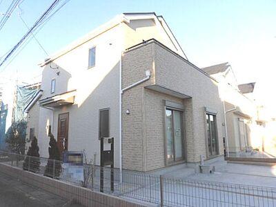 入間市狭山台・全7棟 新築一戸建 7号棟 建物外観を気になさる方へ、見た目の良い物件です