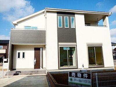 藤岡市小林第7 新築住宅 3号棟 同仕様写真(外観)