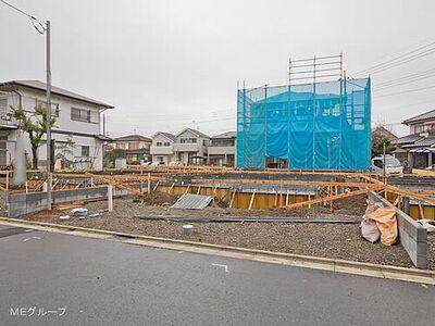 所沢市中新井5丁目 7期 新築一戸建て 全9棟 8号棟 2017/12/12 確認
