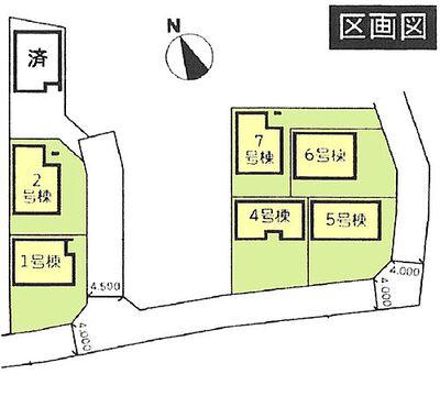 さいたま市緑区大門 新築一戸建て 第2 全7棟