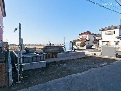 加須市南町 新築一戸建て 全1棟 1号棟