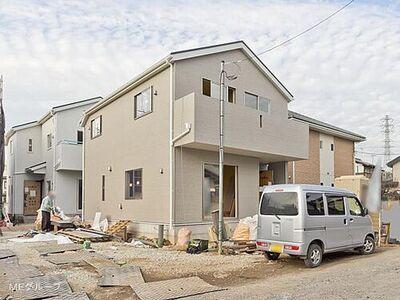 野田市中根第5 新築一戸建て 全3棟 1号棟