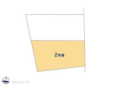 東村山栄町第1期 新築一戸建て 全2棟 図面と異なる場合は現況を優先