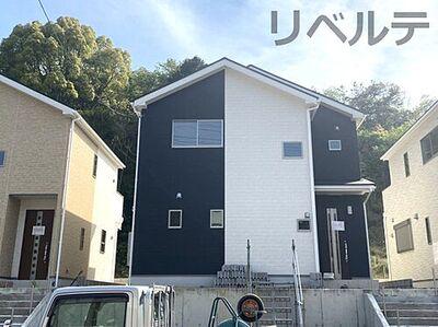 姫路市御立東3丁目/新築戸建 物件の外観です