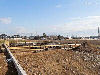 加須市南大桑 新築一戸建て 全7棟 5号棟