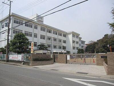 玉手2期 1区画 姫路市立荒川小学校