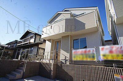 千葉市若葉区西都賀5丁目 新築一戸建て 第3 全2棟 1号棟 1/11撮影