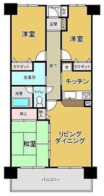 ハーモニータウン新取手弐番館