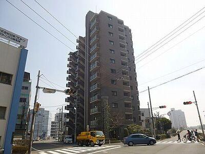 大阪城公園グリーンマンション
