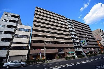 開放感溢れる3方角住戸・ライオンズプラザ吉野町駅前