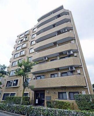 ライオンズマンション田園調布第2 昭和59年8月築の新耐震基準のマンションです