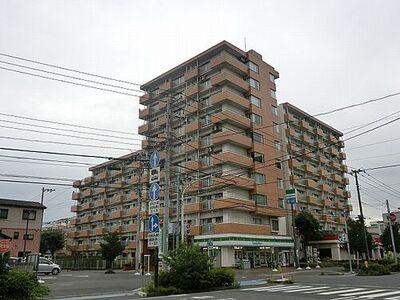 グリーンプラザ川崎 外観