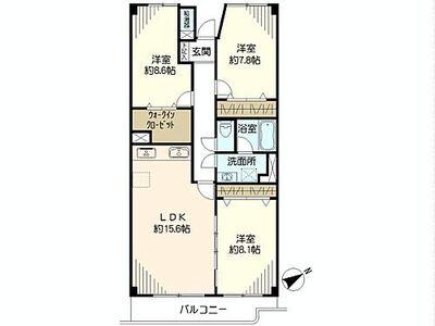 横浜パークタウンE棟 ~ 新規内装リフォーム 総戸数985戸のビッグコミュニティ 南東向きにつき陽当たり・通風良好 全室…