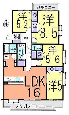 東鷲宮ニュータウン駅前プラザ第一 3