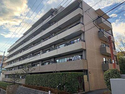青葉・市が尾ガーデンハウス 現地外観写真。
