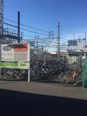 レヂオンス坂戸 駅前駐輪場(98m)