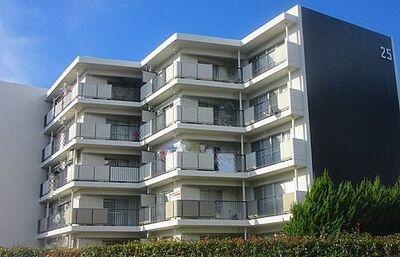 平塚高村住宅 25号棟 平塚市高村にあります2LDKマンションです。