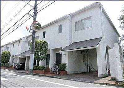 浜田山タウンホーム 閑静な住宅街 メゾネットタイプマンション 新規内装リノベーション