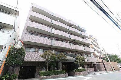 クレッセント目黒2 JR山手線「目黒」駅徒歩11分閑静な住宅街
