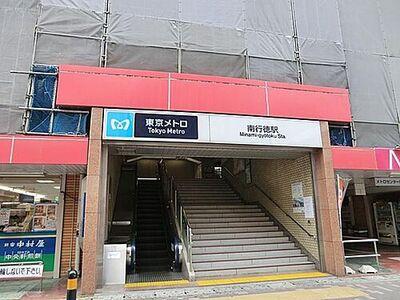 ハイタウン塩浜第一50号棟 東京メトロ東西線・南行徳駅(2060m)