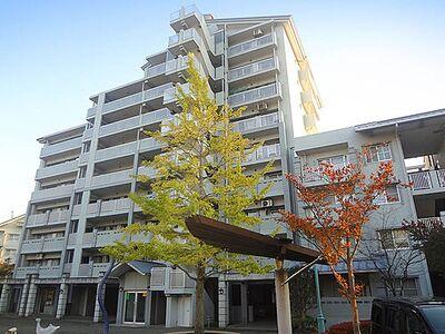 京王相模原線 南大沢駅 別所1丁目 マンション 10号棟 外観