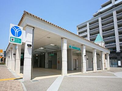ビュープラザセンター北3-4号棟 横浜市営地下鉄グリーンライン