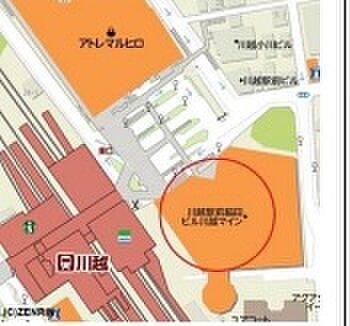 川越駅前脇田ビル 川越駅1分の立地の良さ、大規模修繕工事2017年7月に実施済。生活環境の整った暮らしやすいエリアです。