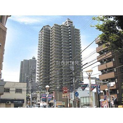 東急ドエルコンセールタワー所沢 建物と合わせて周辺環境もご覧ください