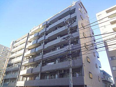 横浜線 相模原駅 相模原4丁目 マンション 外観