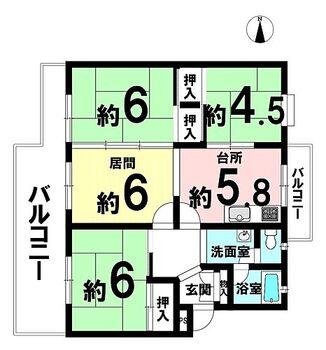 保津川第二住宅
