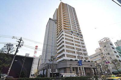 シルエタワーヨコハマ 横浜駅徒歩10分・横浜駅西口唯一のタワーマンション.。25階のため騒音もそれほど気になる事はありません。