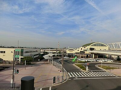 パークフィールドみさとテラ・ウエスト2街区2号館 JR新三郷駅1120m