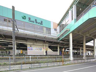 ハイラーク横浜白山 鴨居駅(JR 横浜線)まで880m