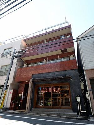 キャッスルマンション西新宿 外観