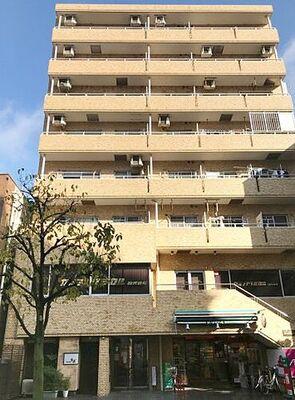 パスコマンション鶴見 JR京浜東北線「鶴見」駅より徒歩3分の好立地