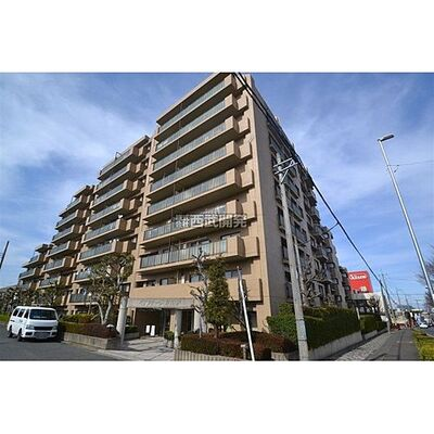 モアステージ東所沢 東所沢駅から徒歩9分の立地にあるマンションです