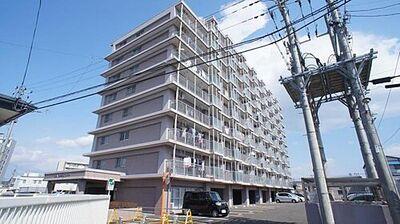 MAC多賀城コート 現地外観写真