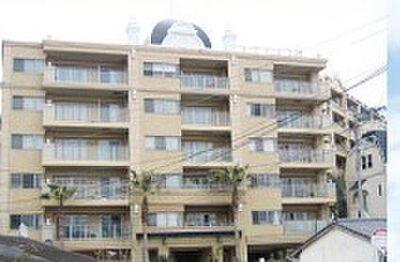 グランシティユーロリゾート葉山南 屋上は共用スペースとして開放されています。