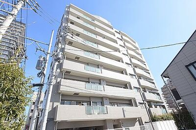 ロイヤルパレス北四番丁 外観リフォームをした「ピカピカ」で気持ちの良い住戸です。