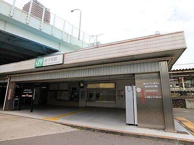 ヒルトップ横浜東寺尾 駅(1120m)新子安駅