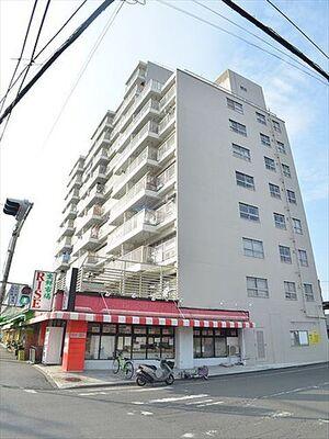 西川口高層ビル 買い物施設充実の便利な立地