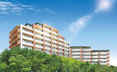 セルアージュ都筑ソレイユの丘 外観写真:総戸数54戸 平成20年2月築 弊社過去分譲マンションです。