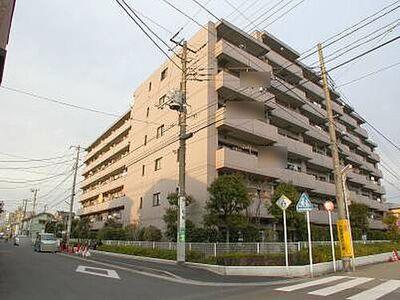 アルカサル川崎 JR南武線「浜川崎」駅徒歩8分バス利用も可能