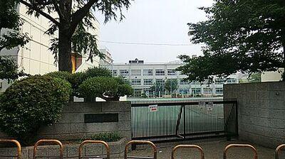 サンクタスデュオ下落合コートA 新宿区立落合第二小学校まで467m