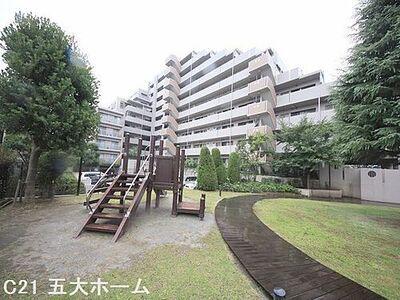 東急ドエルアルス松戸カームガーデン