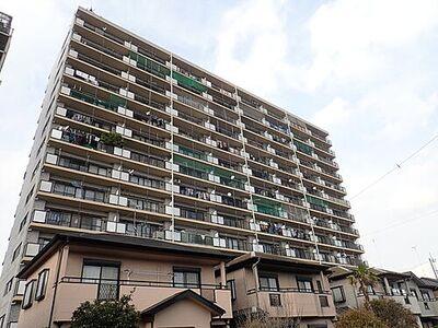 ダイアパレス成東 山武市内人気の大規模マンションです。