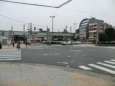 モアクレスト吉川 JR吉川駅 400m